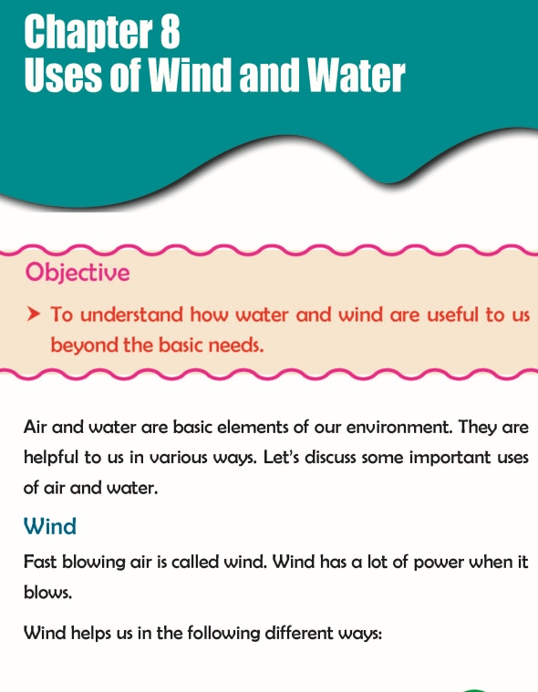 Grade 3 Science Lesson 8 Uses Of Wind And Water
