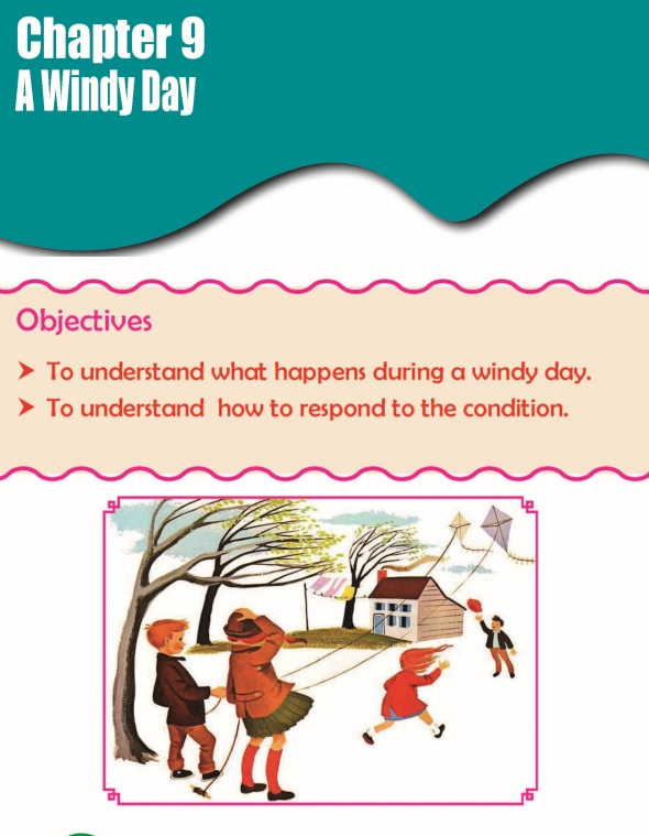 Grade 3 Science Lesson 9 A Windy Day