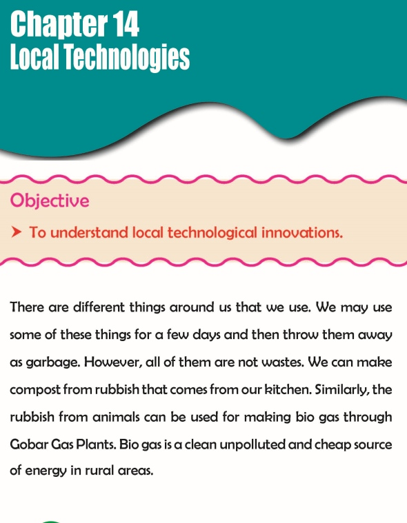 Grade 3 Science Lesson 14 Local Technologies