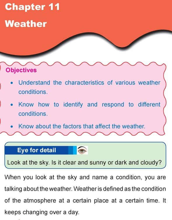 Grade 4 Science Lesson 11 Weather