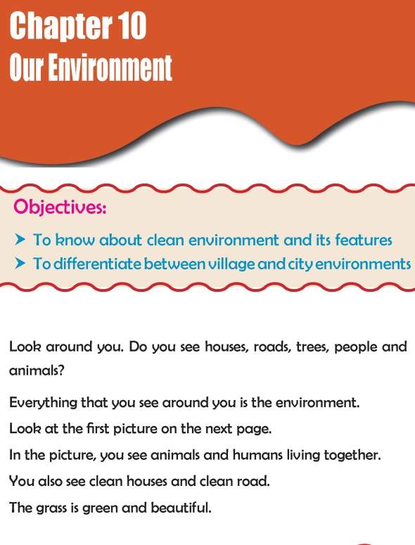 Grade 2 Science Lesson 10 Our Environment