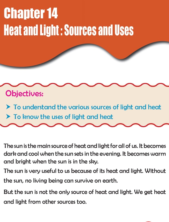 Grade 2 Science Lesson 14 Heat and Light : Sources and Uses
